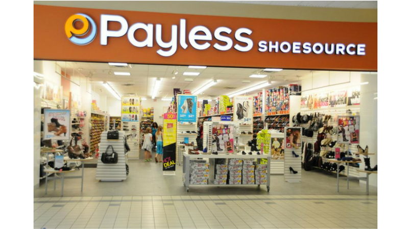 ad0801a54 Payless files for bankruptcy