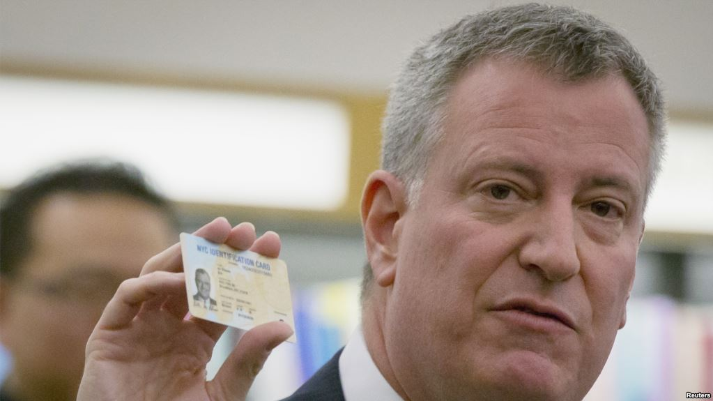Le maire de New-York, Bill de Blasio? Credit photo: http://www.voanouvel.com