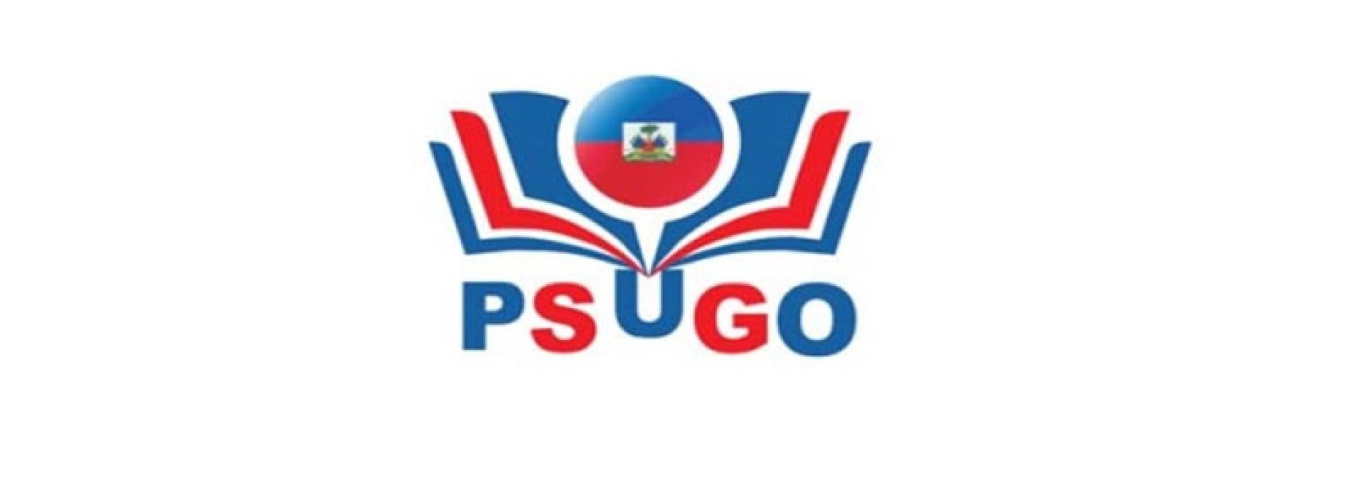 Logo du Psugo