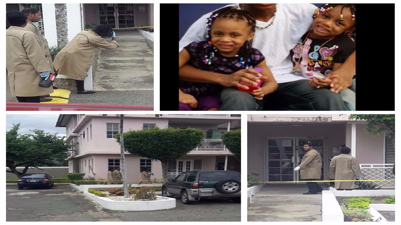 Rosrick and Rosricka King were found motionless in their home at Washington Courtcomplex, off Washington Boulevard in St Andrew, on Saturday.
