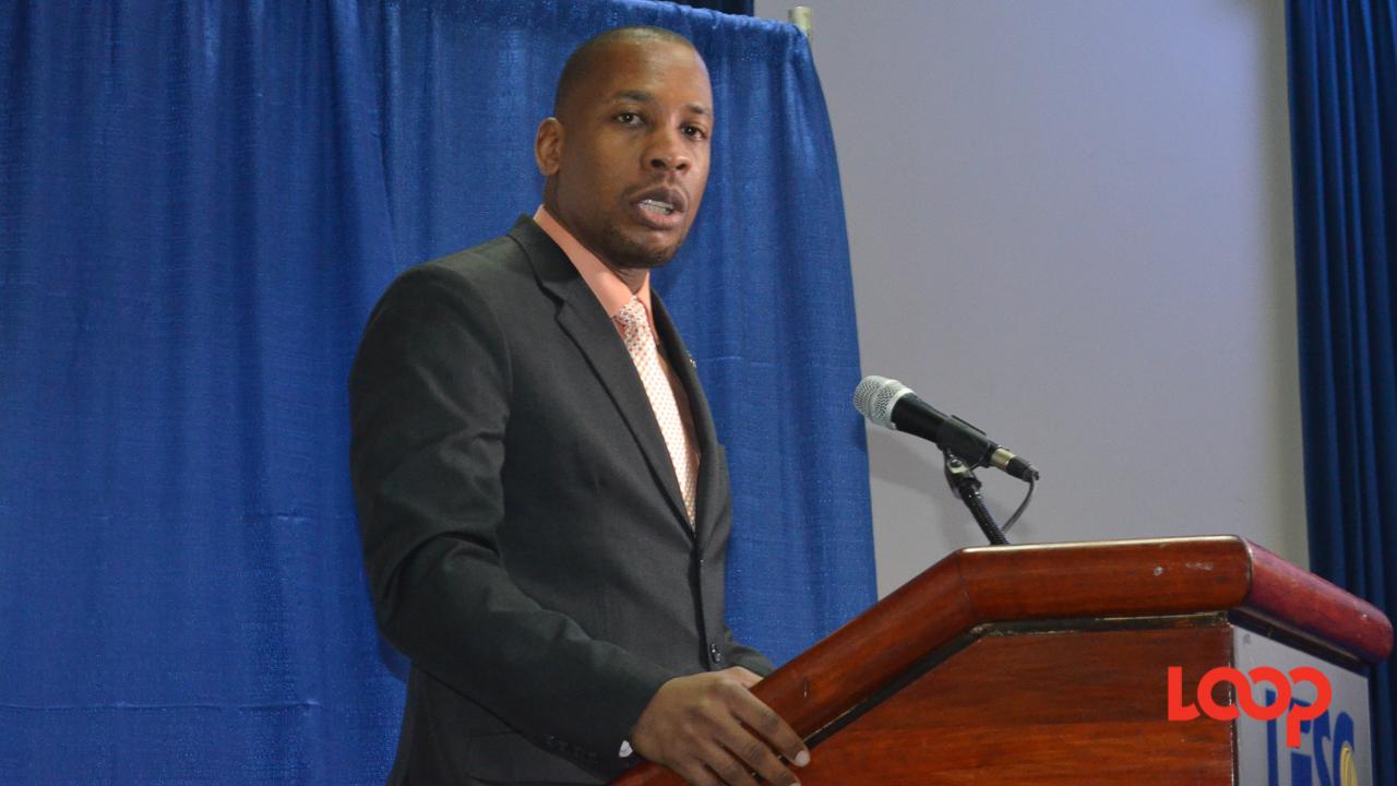 ECCB Governor Timothy Antoine