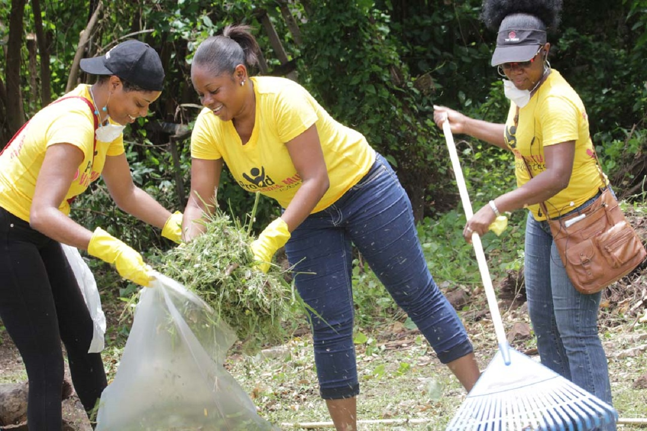 Children First was among three projects that VMBS worked on for Labour Day.
