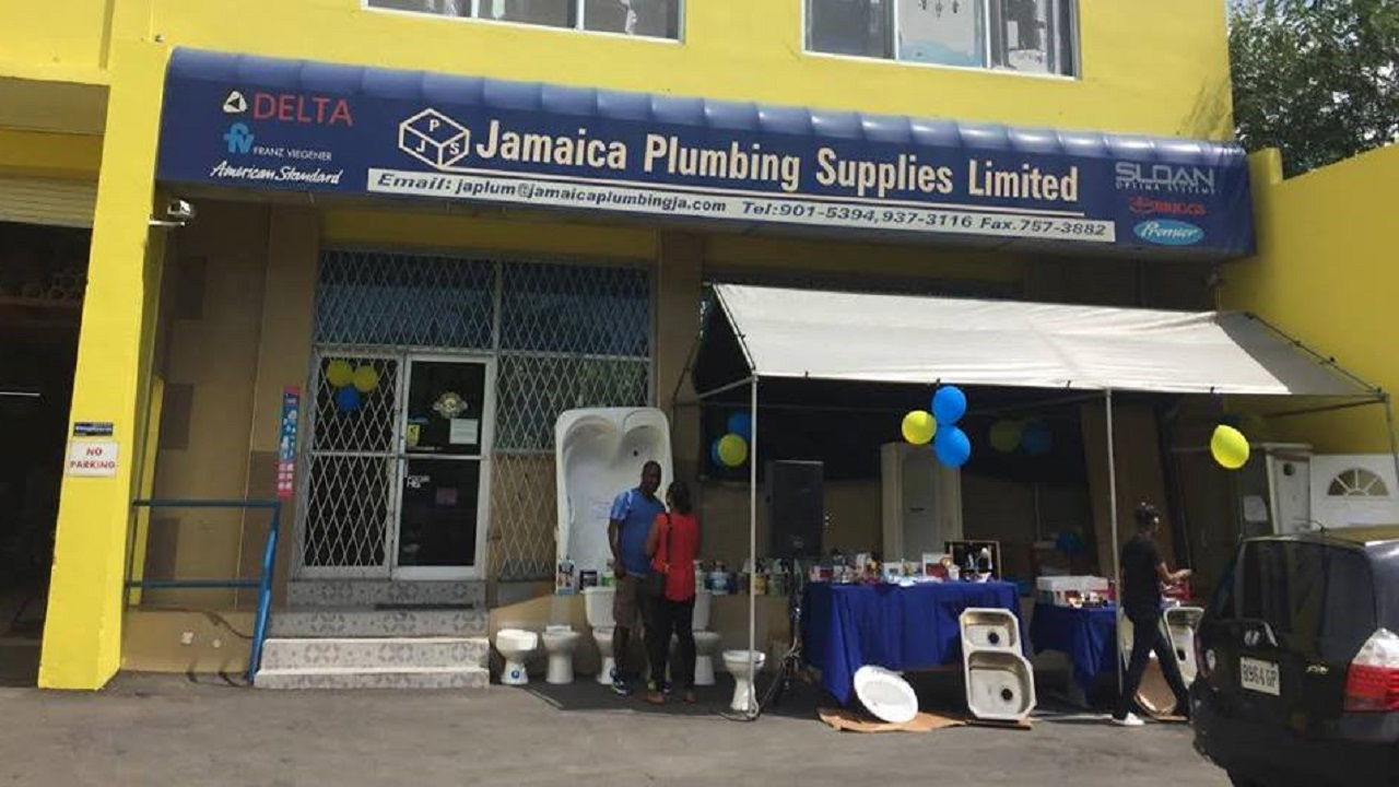 Started in 1988 by Winston and Andrea Neil, Jamaica Plumbing Supplies grew from a three-man staff to a compliment of 27 today.