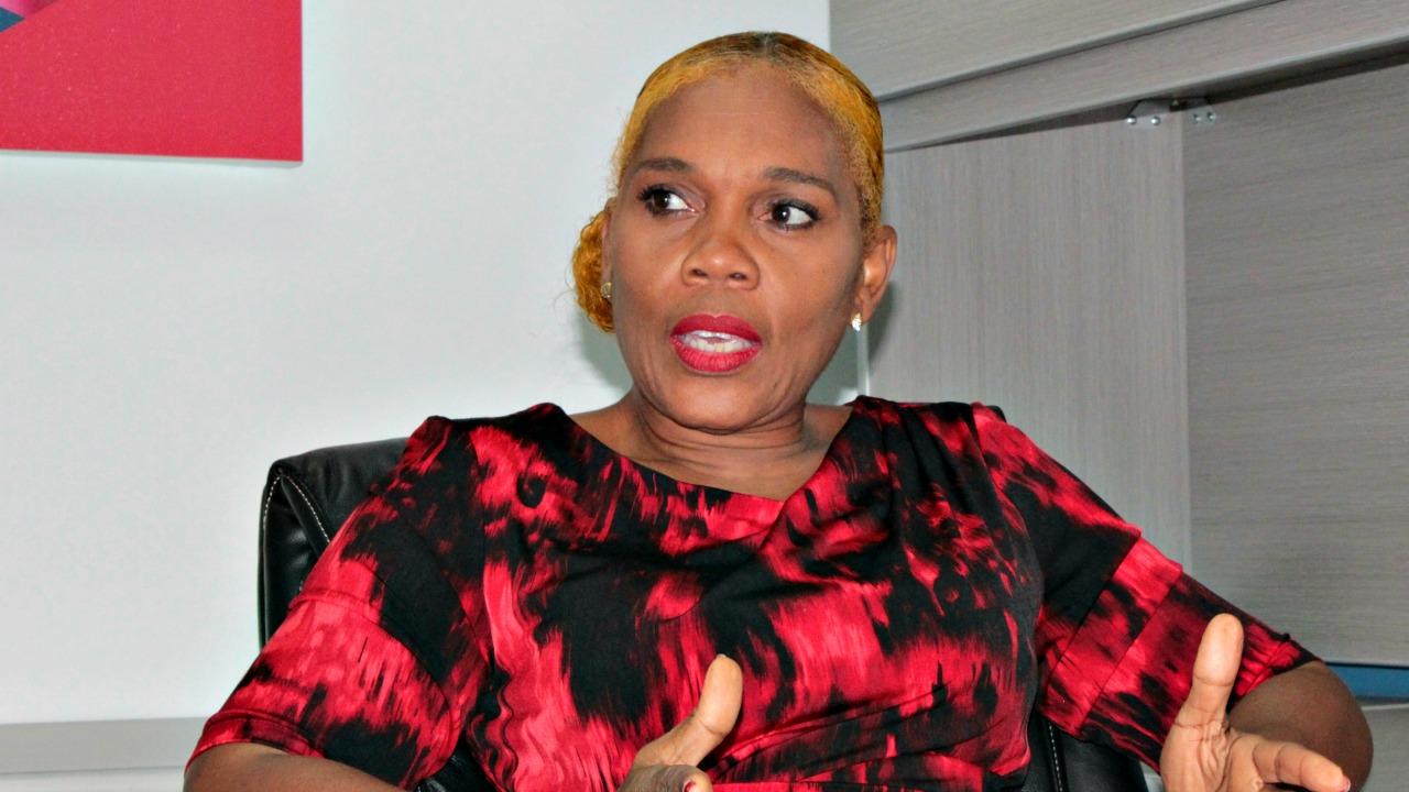 FILE - Roseanne Myers, BHTA Chairman.