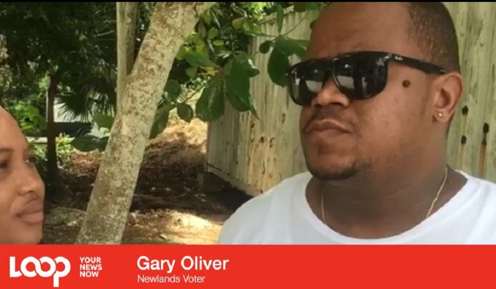 Newlands voter talks 'One man, One vote' with Loop Cayman News