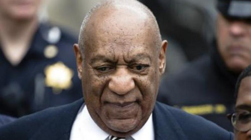 Bill Cosby spoke to a black news outlet last month