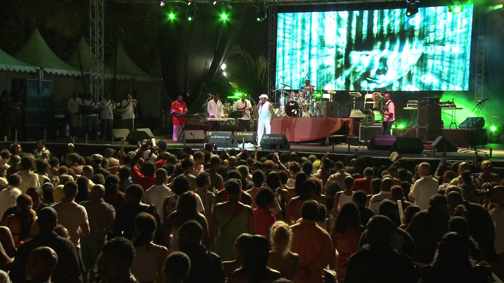 Tobago Jazz 2012