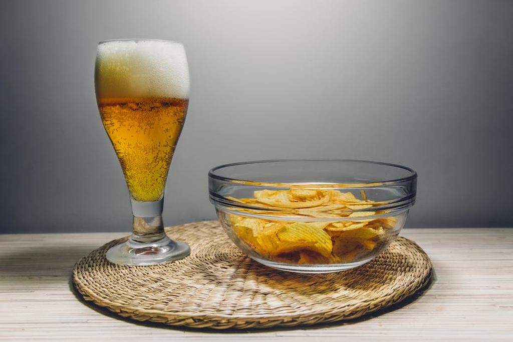 Om het effect te merken zouden we 3500 glazen bier in een dag moeten drinken.