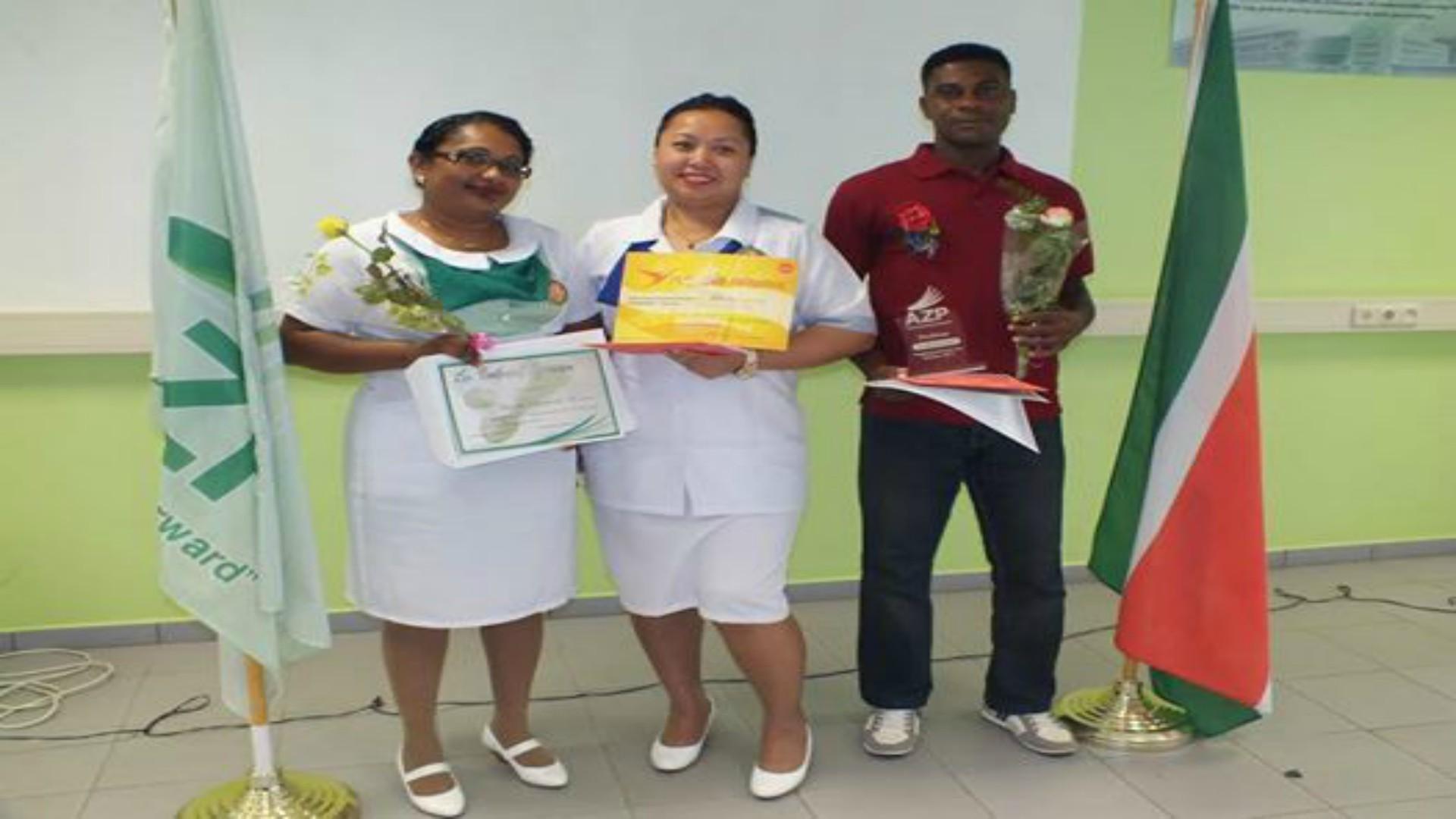 Top verpleegkundigen AZP