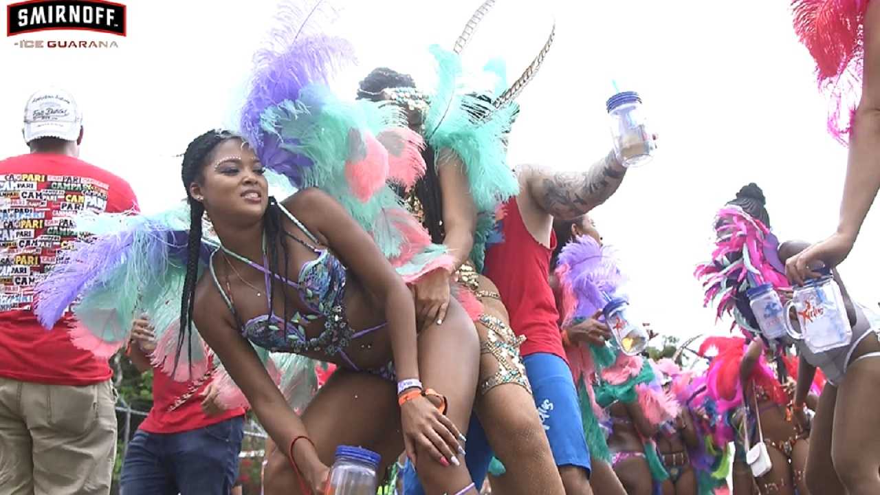 Carnival Road March 2017