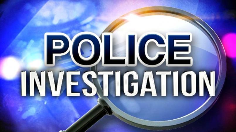 Police investigation.