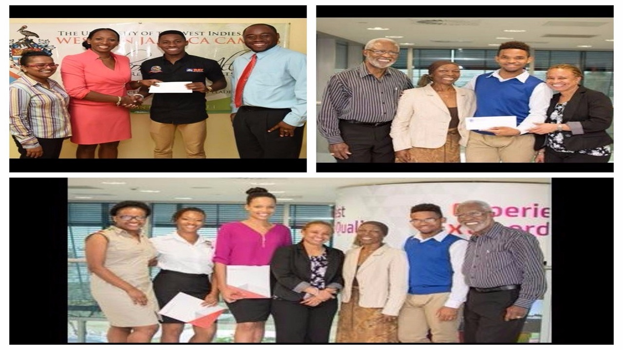 The education grants were awarded to students of Northern Caribbean University, the University of Technology, the University of the West Indies' Western Jamaica Campus as well as the UWI's Kingston-based Caribbean Institute of Media and Communication (CARIMAC).
