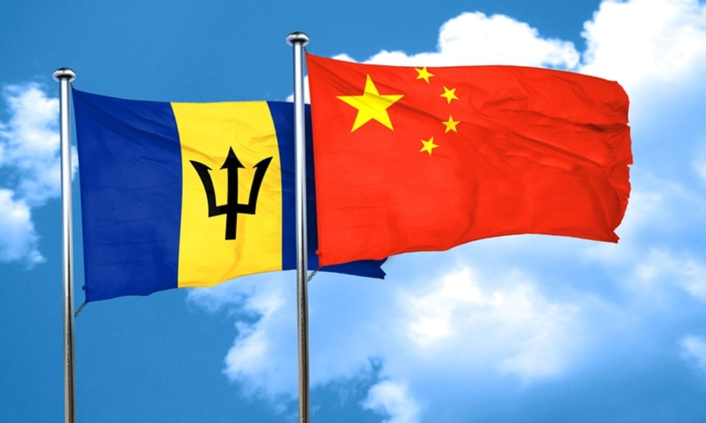 Barbados and the People's Republic of China will soon celebrate 40 years of diplomatic relations.