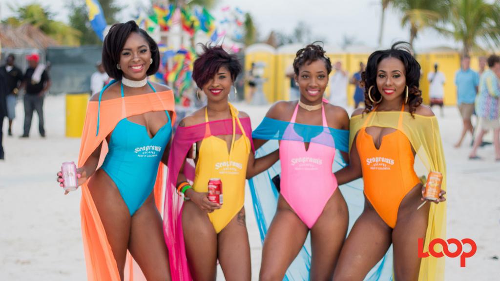 Digicel Barbados Reggae Festival 2017 - Reggae on the Beach.
