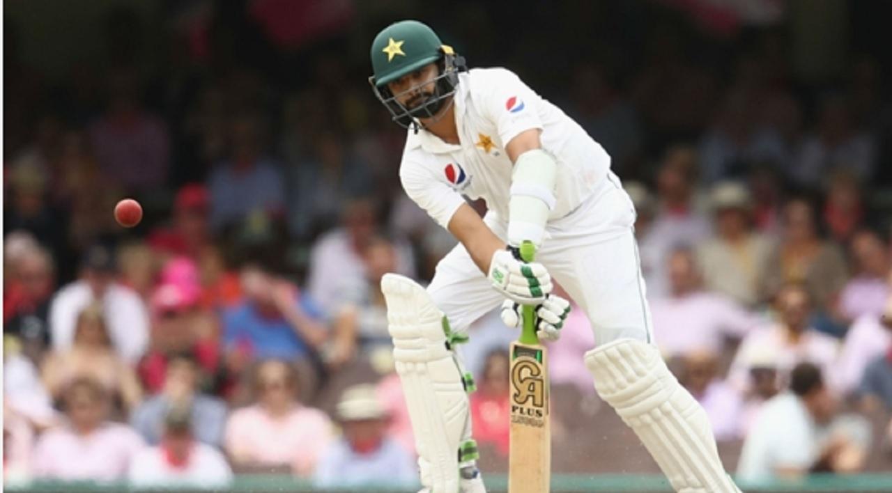 Pakistan opener Azhar Ali.