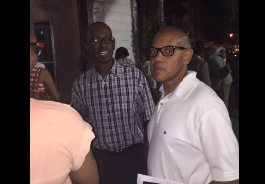 PPM candidate for George Town Central Marco Archer.