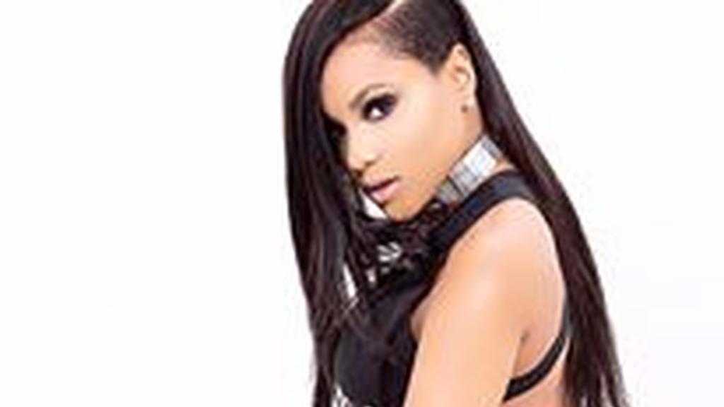 Dancehall singer, Ishawna.
