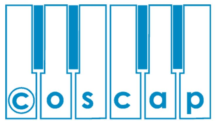 Copyright Society of Composers, Authors and Publishers (COSCAP).