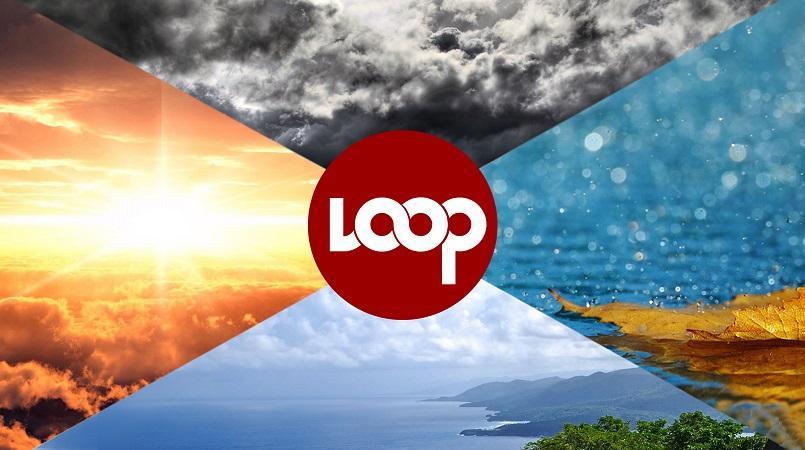 Here is today's Loop Weather Report.