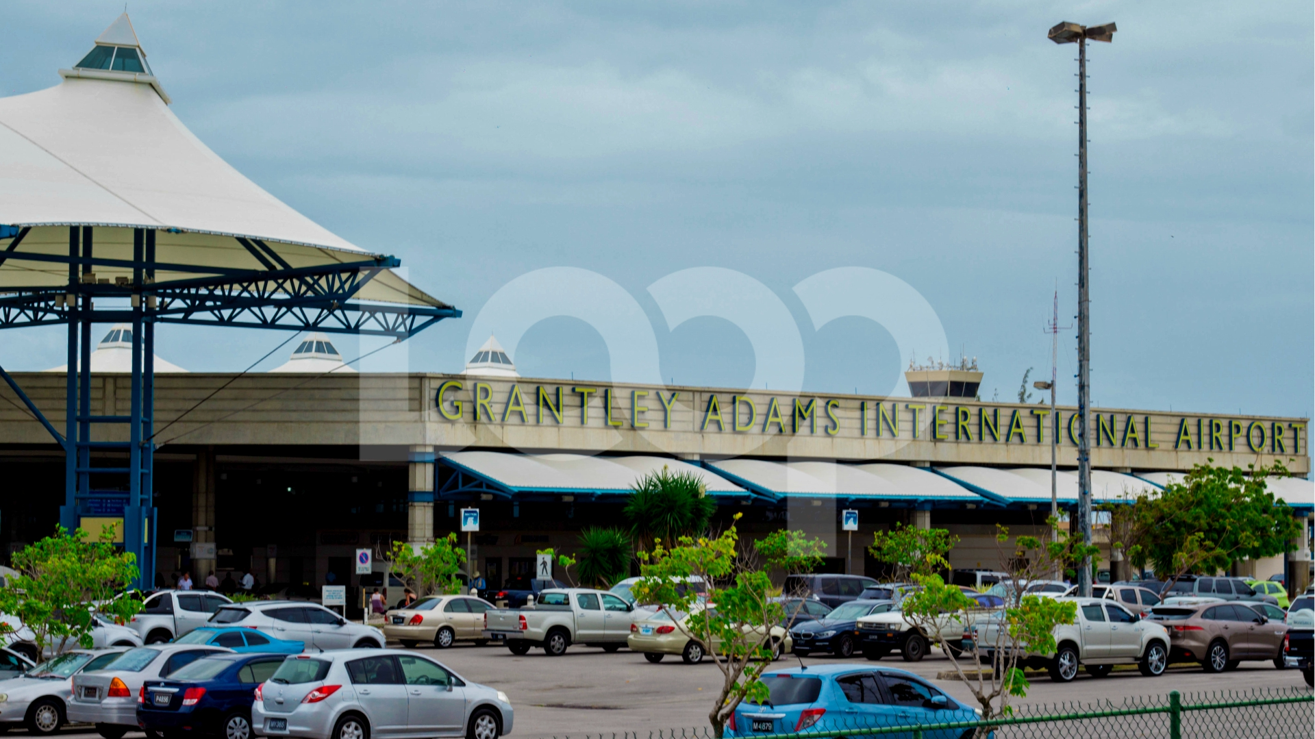 Grantley Adams International Airport.