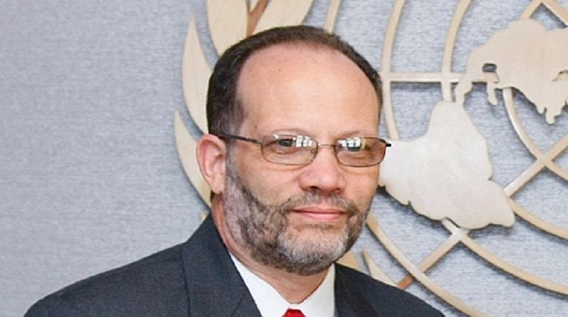 CARICOM Secretary General Irwin LaRocque.