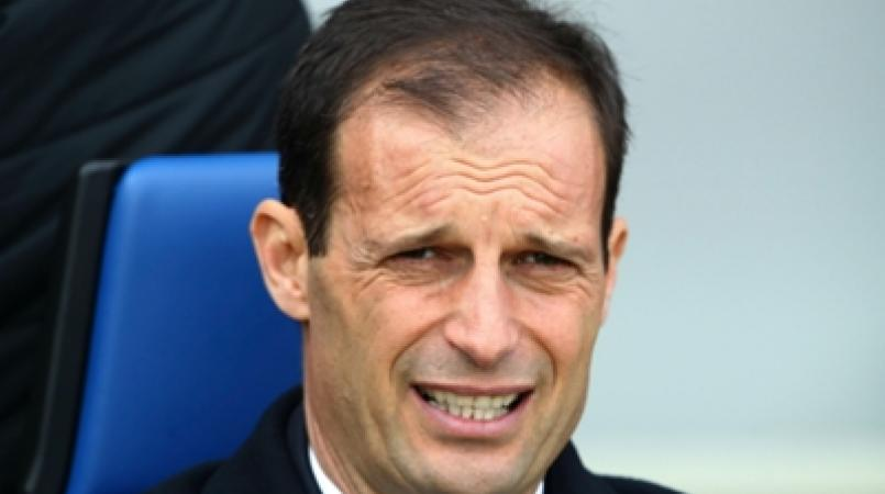 After failing to clinch the Serie A title for the second week running, Massimiliano Allegri hopes it serves as a wake-up call for Juventus.
