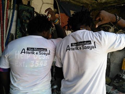 T-Shirt de l'activité