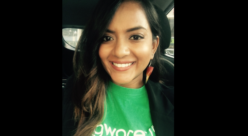 Hello Green founder, Vandana Mangroo