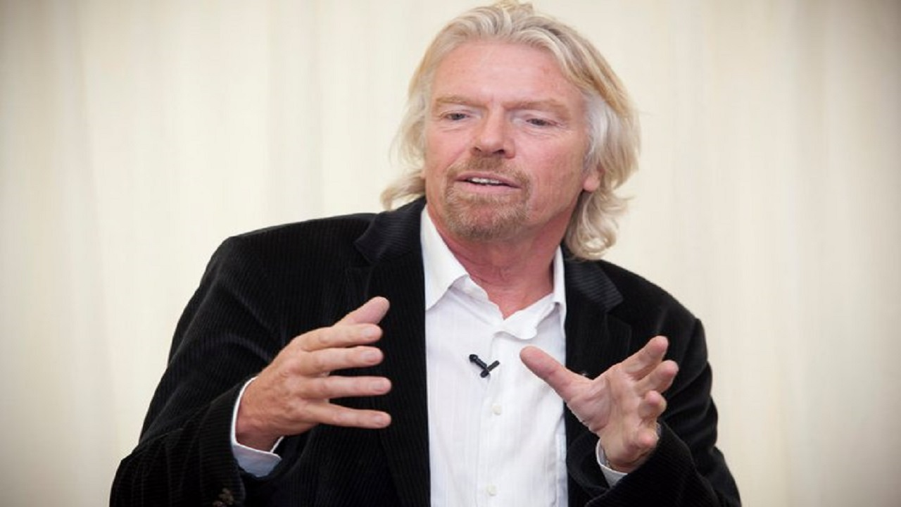 Richard Branson will announce the Branson Centre of Entrepreneurship's new partnership with local financial house Proven Investments.