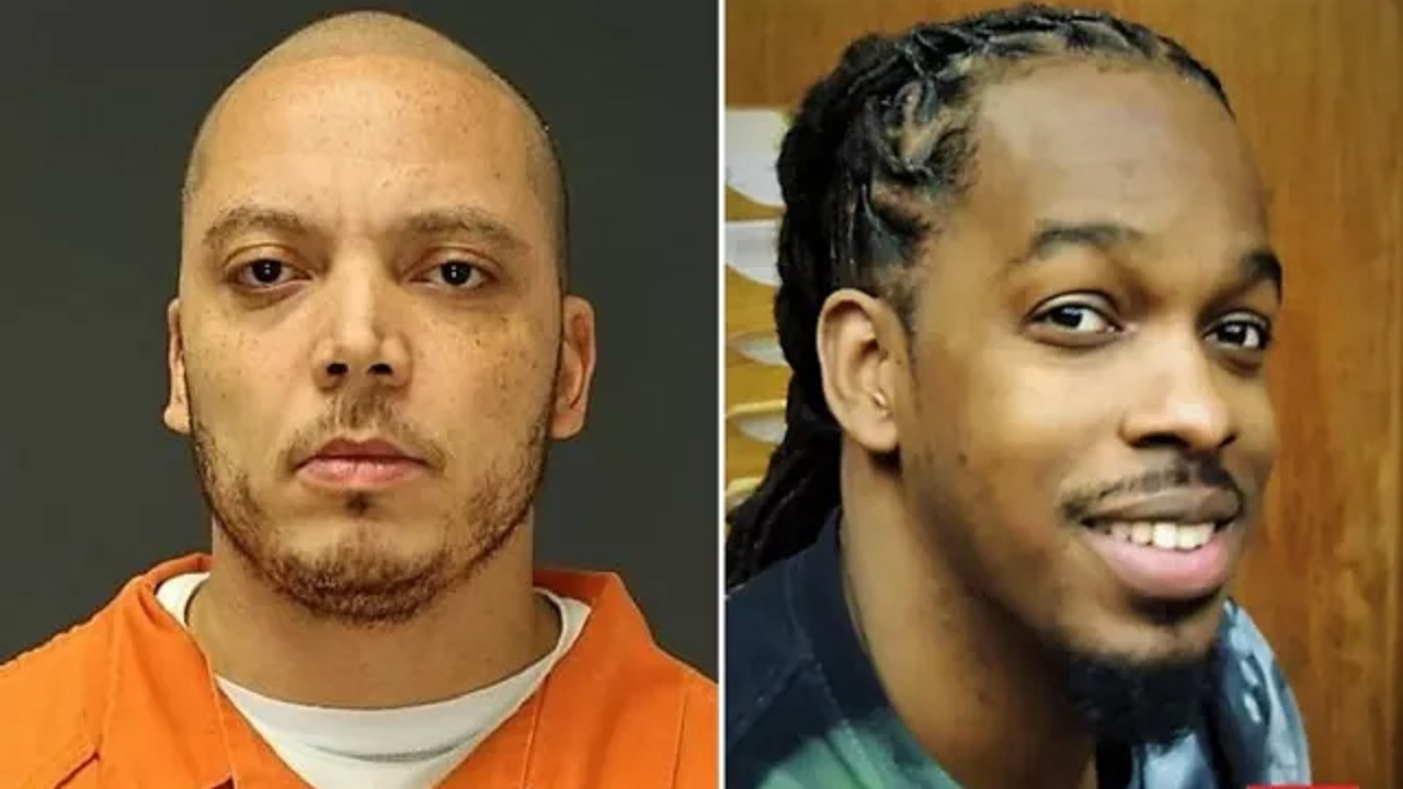Kyrie Baum (left) and Jawara McIntosh, the son of reggae legend Peter Tosh (PHOTO: BERGEN COUNTY SHERIFF/DAILY VOICE)