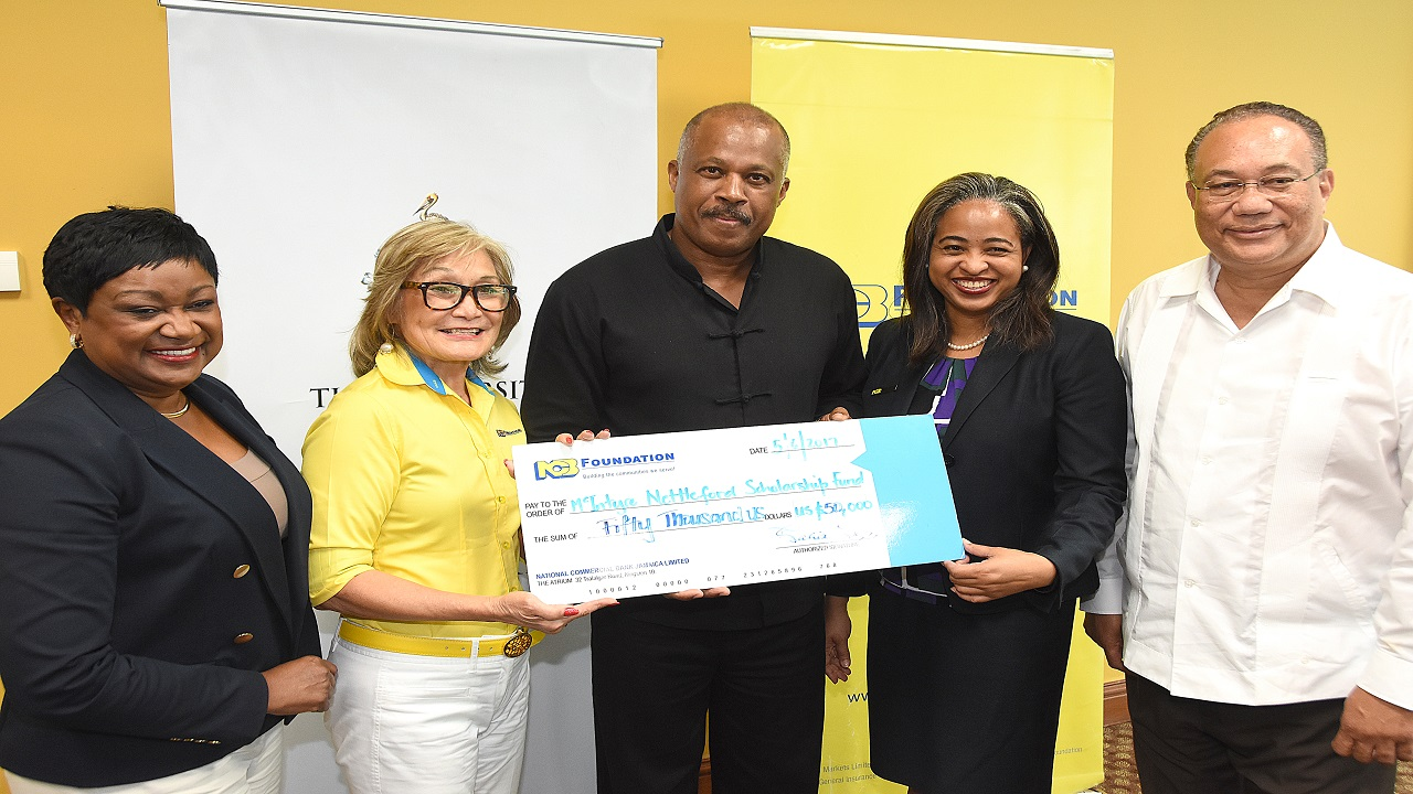The scholarship will cover costs associated with an undergraduate degree at The UWI and academic and networking exposure at Oxford University for high-achieving youth from disenfranchised backgrounds.
