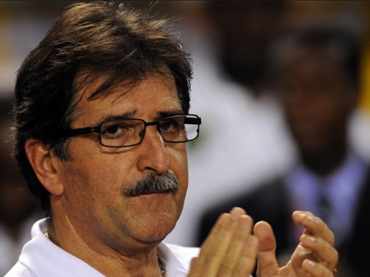 Former national football technical director, Brazilian Rene Simoes.