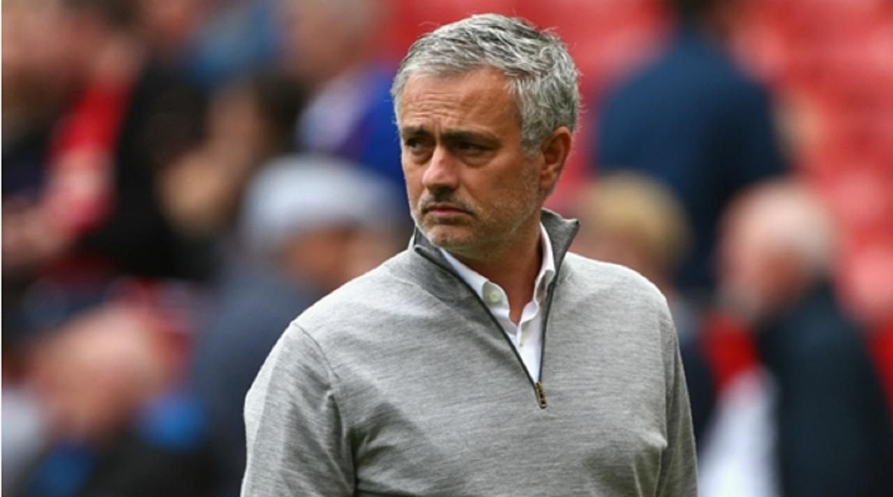 Manchester United managerJose Mourinho.