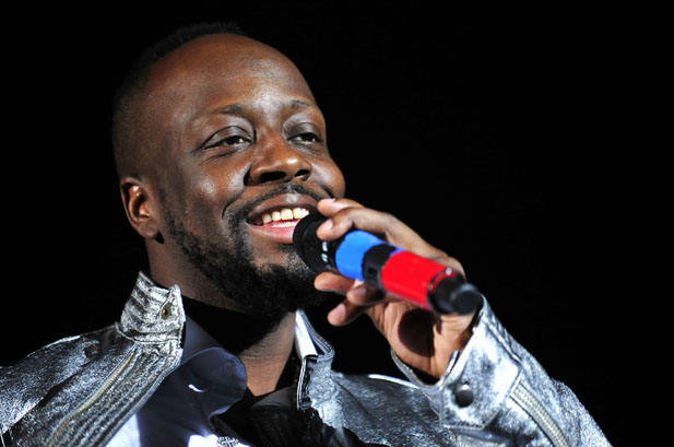 La star Wyclef Jean. Credit photo: Bllboard.com
