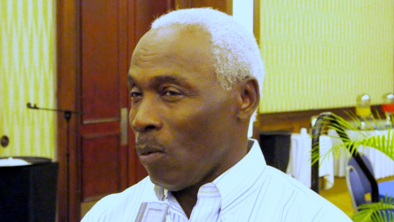 Horace Cobham, a former President of the Barbados Banking Association.