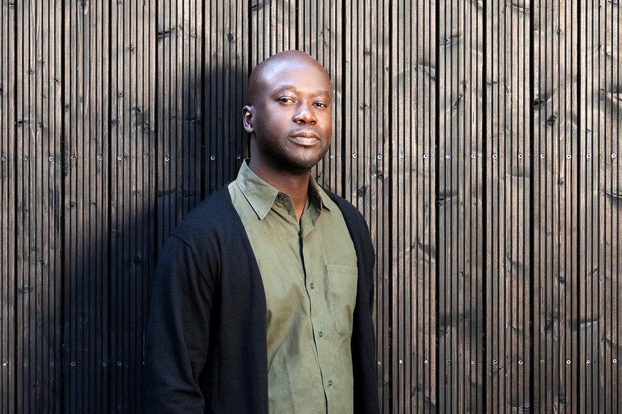 L'architecte David Adjaye, le seul architecte a être figuré sur la liste annuelle de 100 personnalités les plus influentes du monde en 2017 publiée par le prestigieux magazine américain Time./Photo: Musée national de l'histoire et de la culture afro-américaines.
