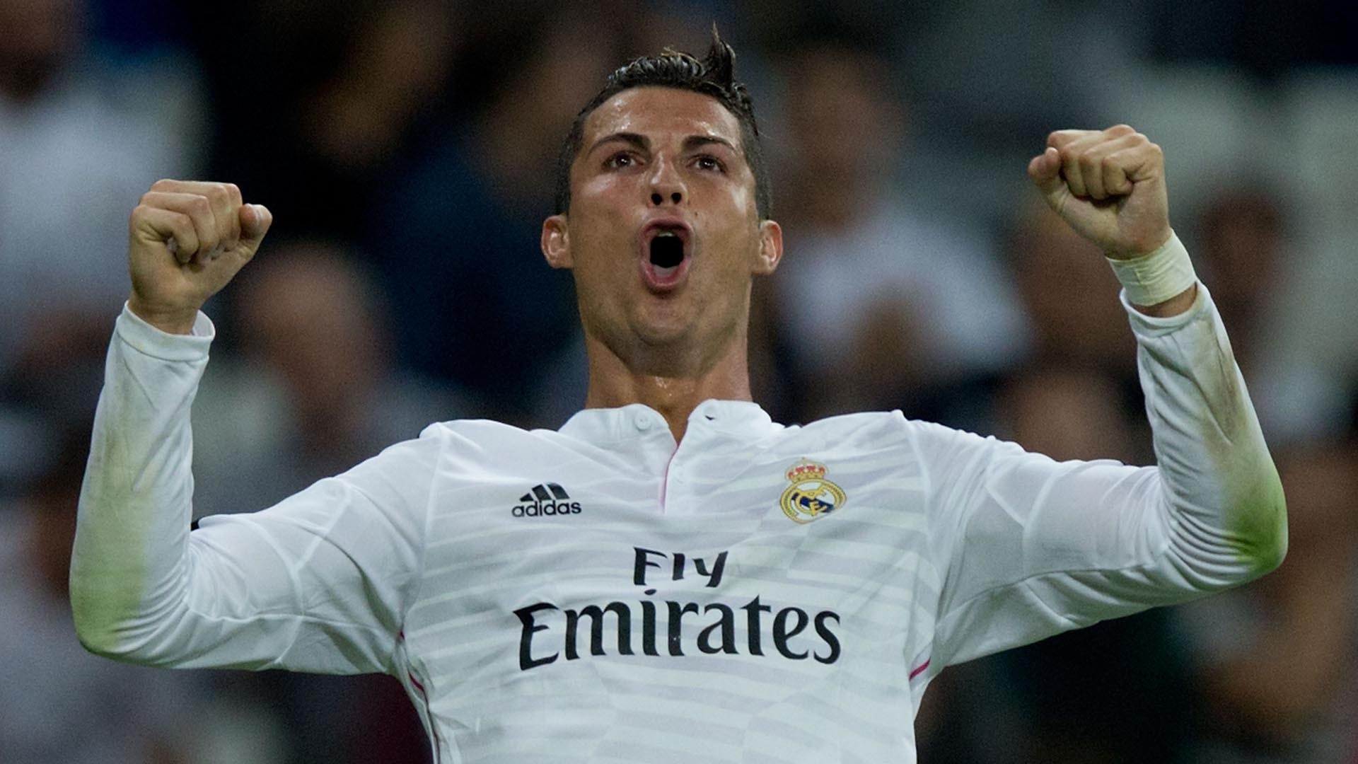 Real Madrid striker Cristiano Ronaldo set a new Champions League final record by scoring against Juventus.