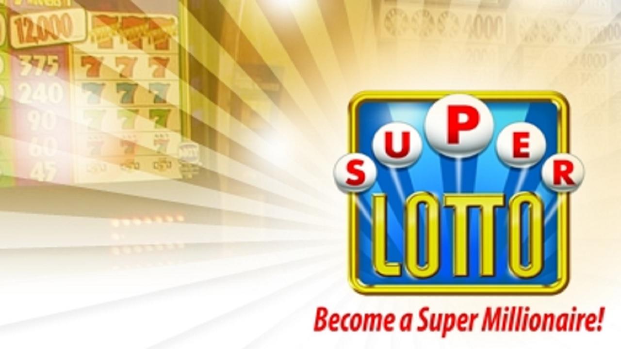 Super Lotto winner says friend gave him wrong 'winning