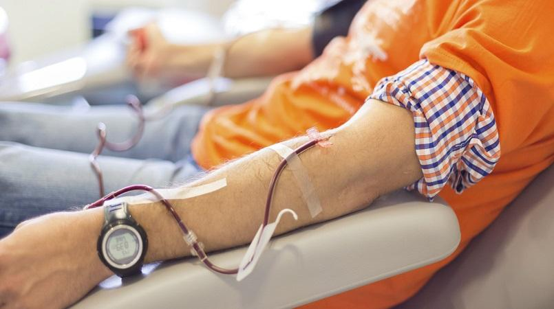 Did you know that giving blood is not as scary as you may think?