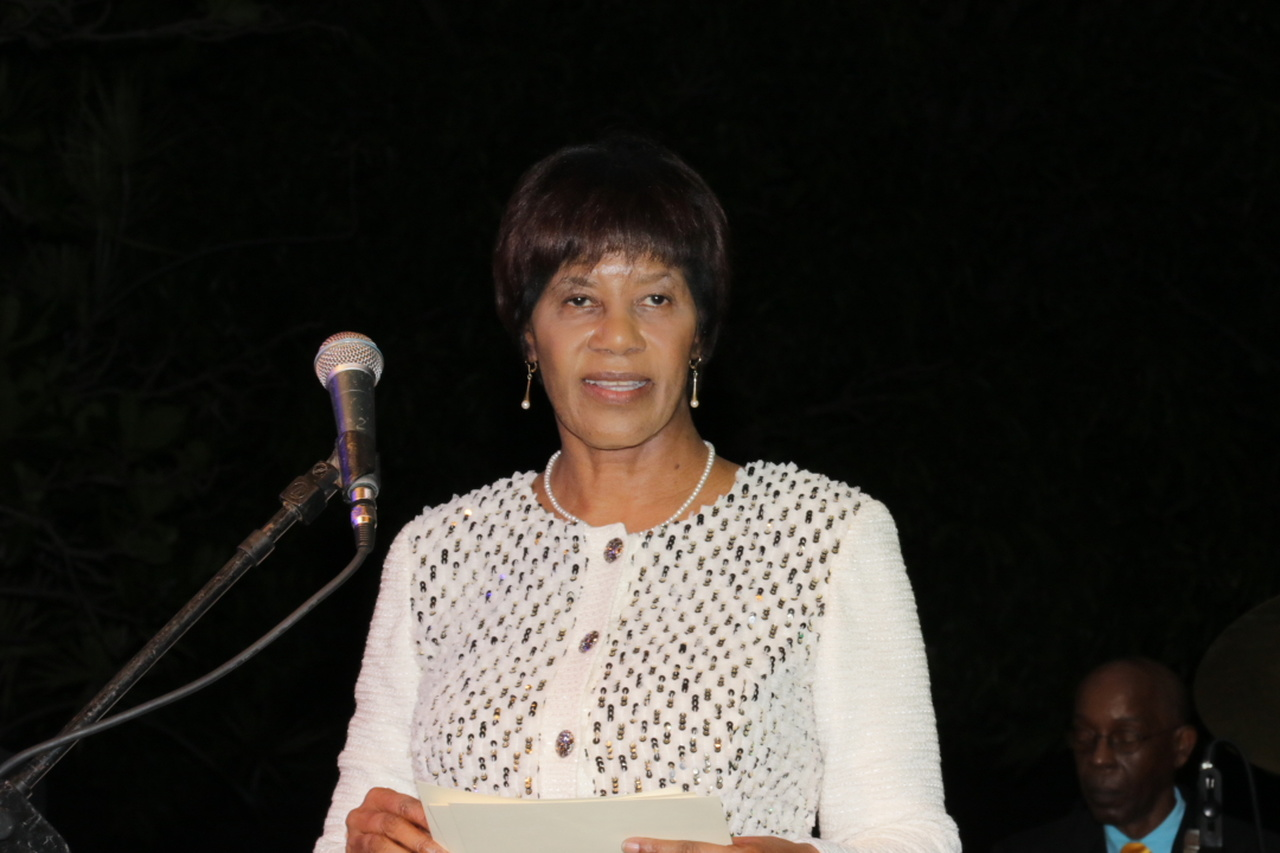 Portia Simpson Miller, regarded as the 'people's champion' has been an MP for over 35 years and has had a front row seat at most of the country's major developments.