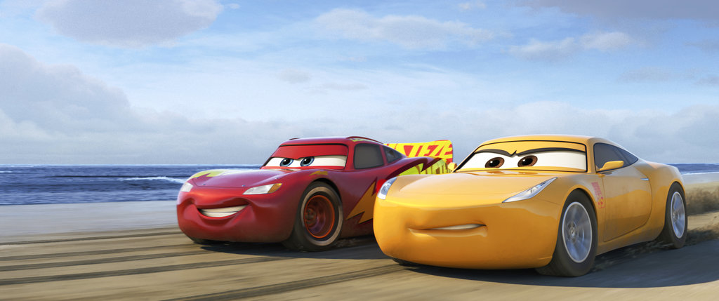 An image from Cars 3.
