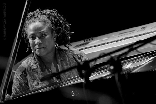 Le pianiste Geri Allen./