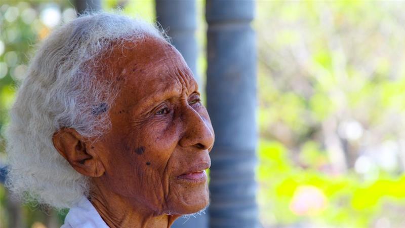 La danseuse Vivianne Gauthier, décédée à l'age de 99 ans/ Crédit photo: www.aljazeera.com