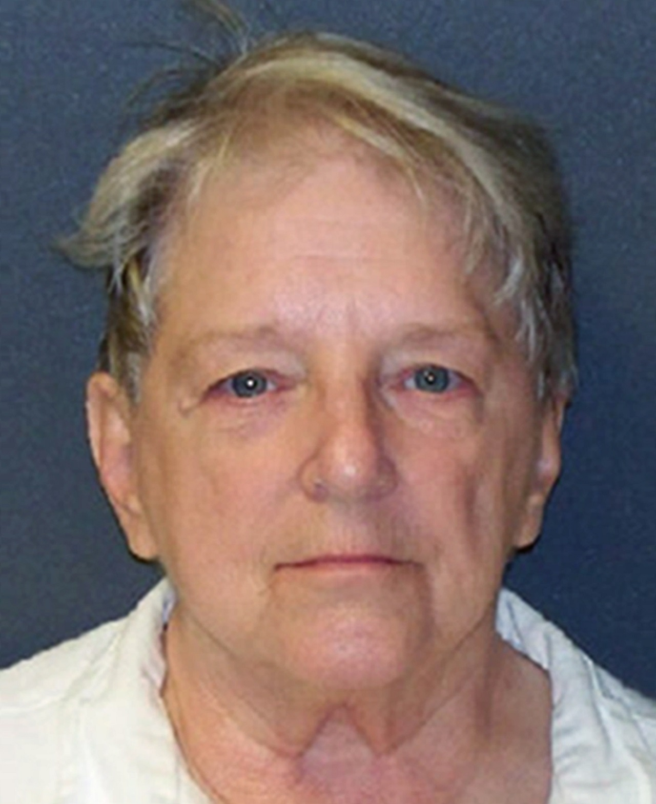 This undated file photo provided by the Texas Department of Criminal Justice shows Genene Jones.