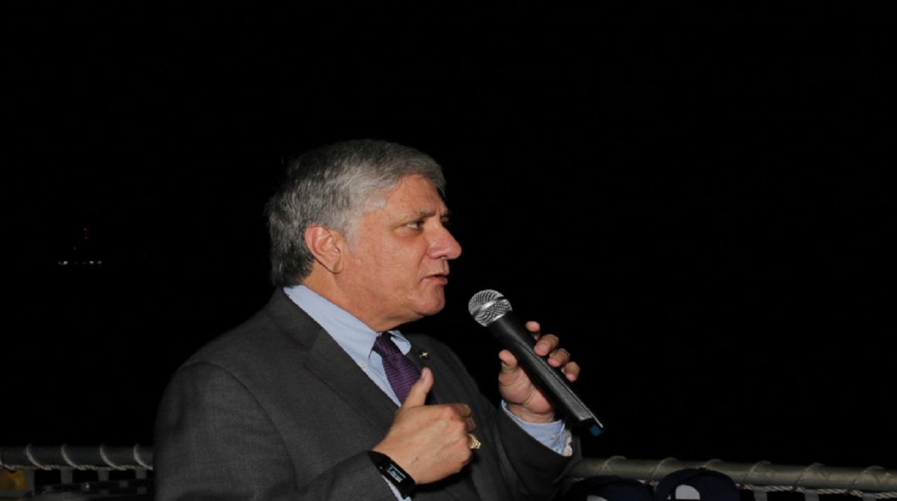 US Ambassador to Jamaica, Luis Moreno