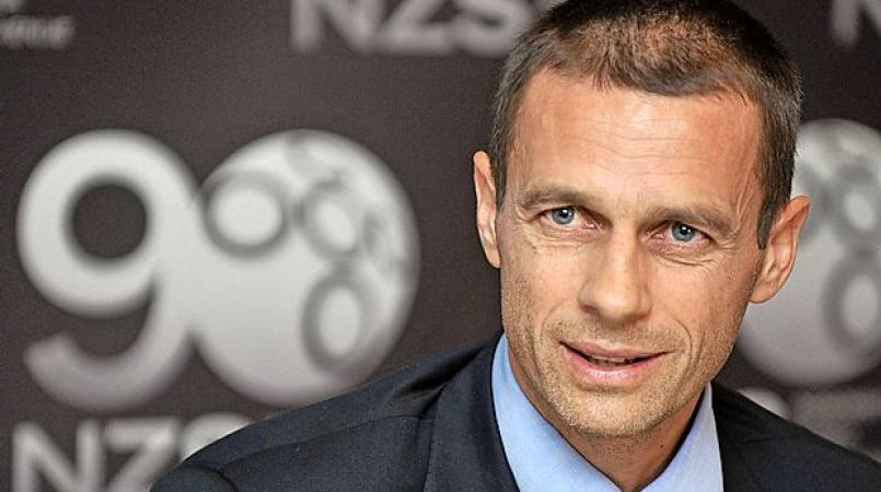 ,,De rijkste clubs worden alleen maar rijker'', zei Ceferin in een interview in het weekblad Mladina