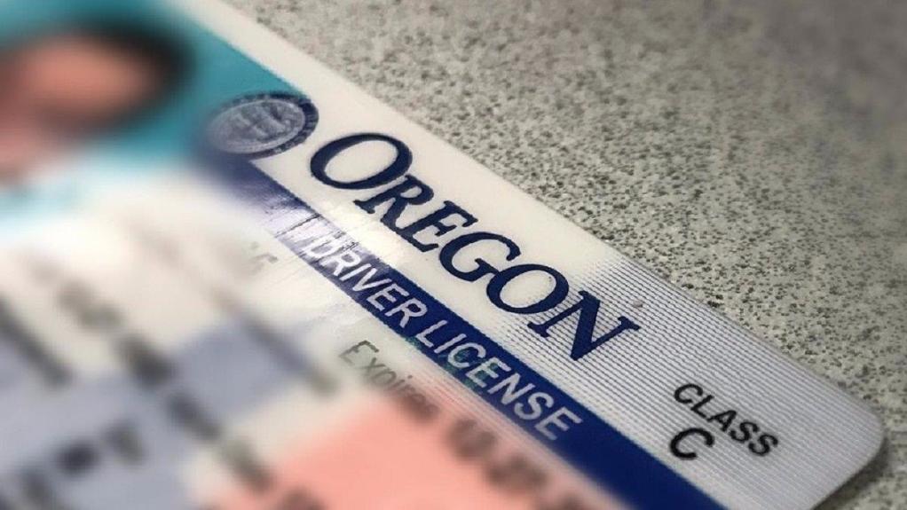 Oregon approves third gender option on driver 39 s license for Oregon fishing license 2017