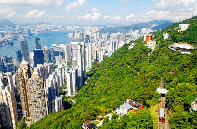 Hong-Kong, parmi les dix villes les plus chères du monde./Photo:Fodor'sTravelGuides