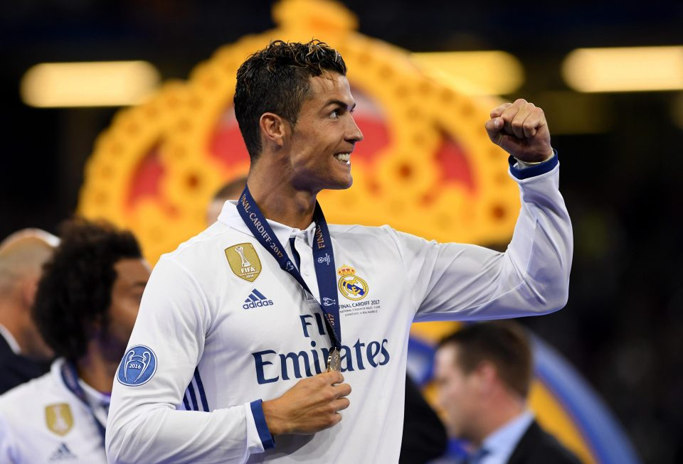 Ronaldo still feels as fresh as ever after winning his fourth Champions League crown.