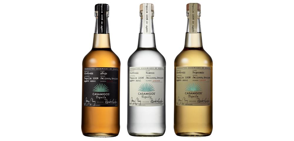 De vrije prijzige tequila wordt gemaakt door een producent in Mexico.